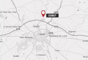 Map accès SOMEP