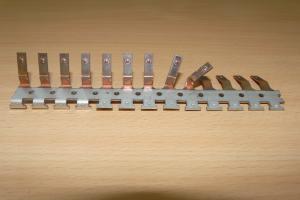 Connecteur cuivre + revetement argent